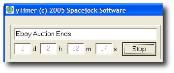 Free Countdown Alarms software